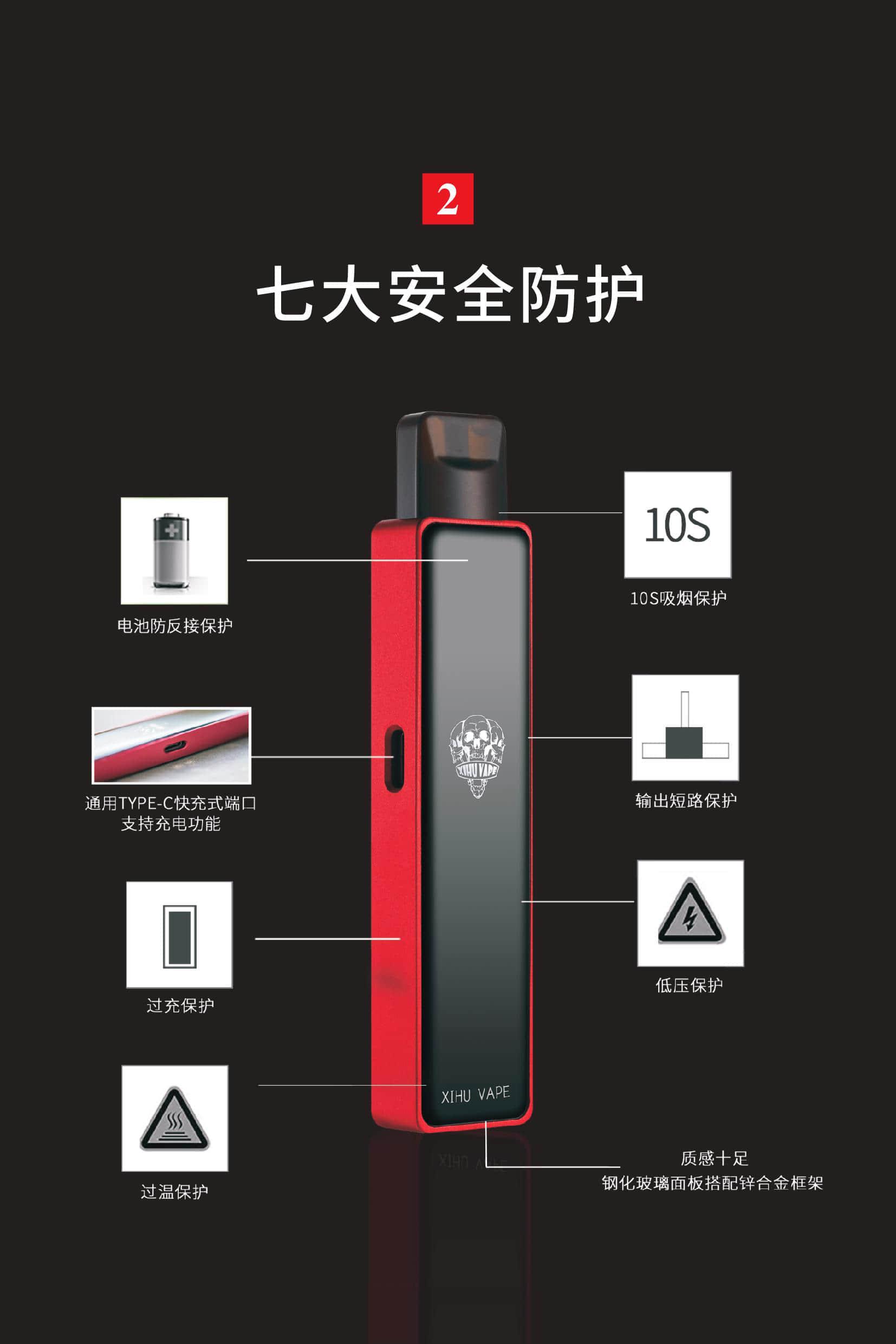 西户VAPE电子烟,戒烟黑科技插图(4)