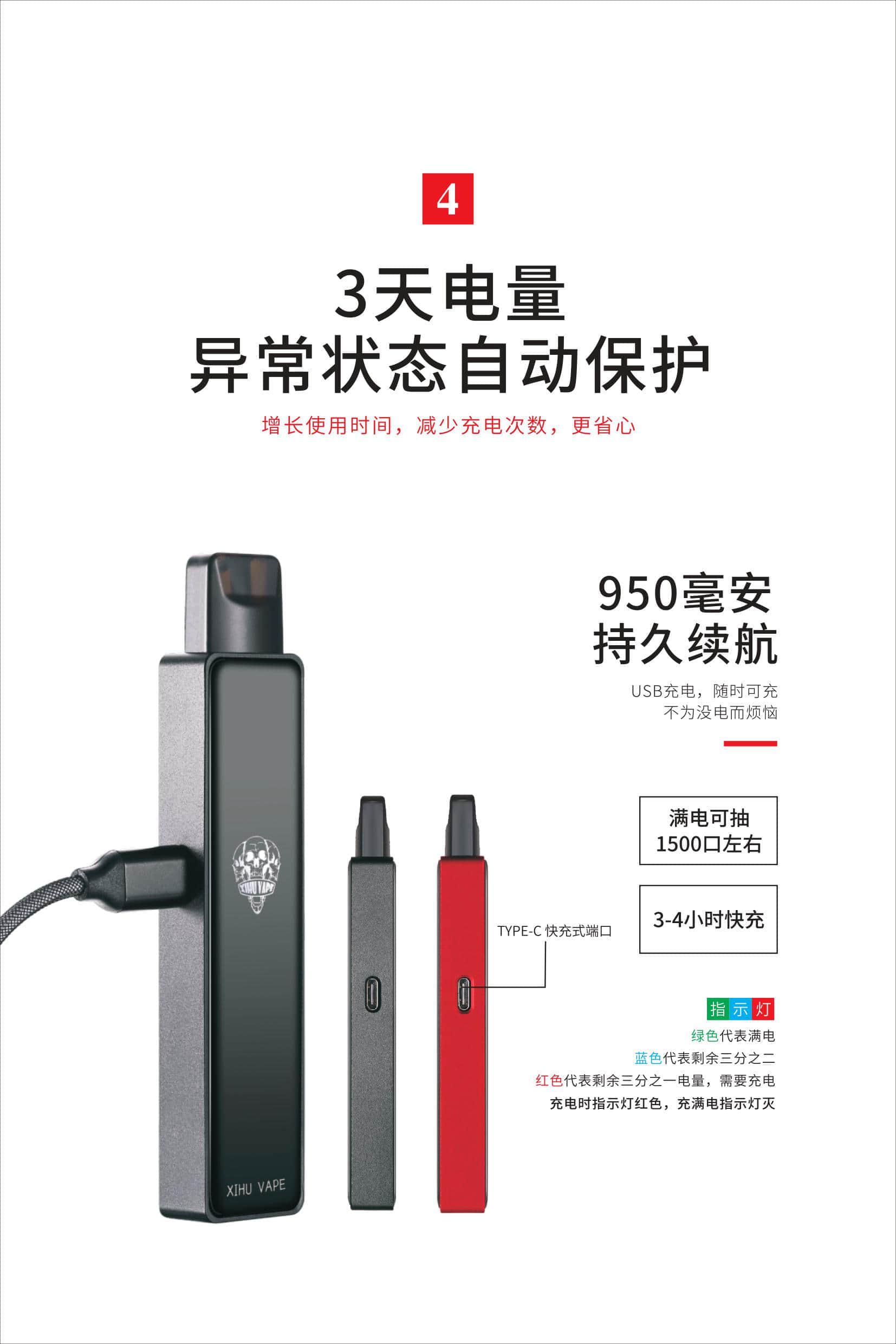 西户VAPE电子烟,戒烟黑科技插图(6)