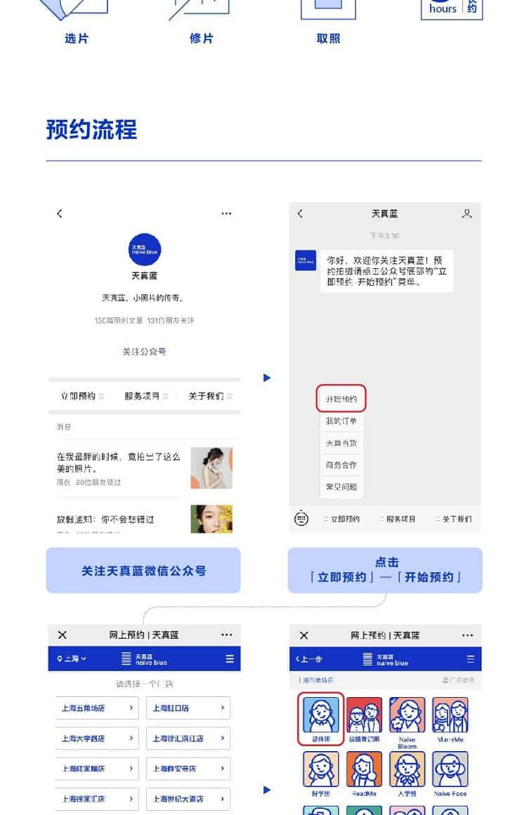 天真蓝照相馆全通8折兑换码插图(7)