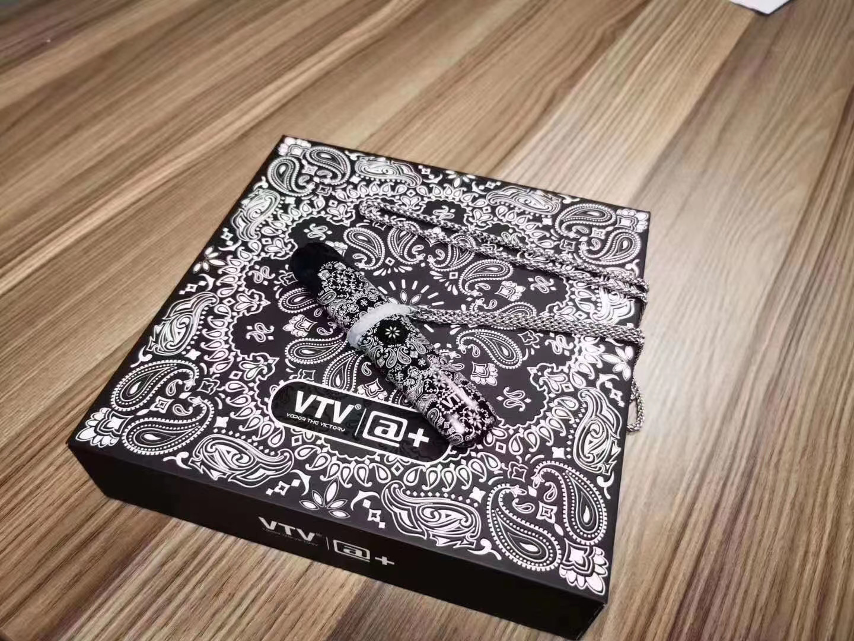 "VTV电子烟:新款限量版""腰果花""浮雕小烟上新,1杆6烟弹送挂链配件插图1"